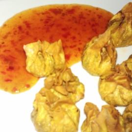 Saquitos tailandeses