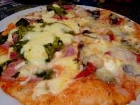 Pizza a la gallega