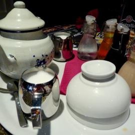 Cafe de pota y licores varios