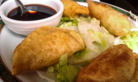 Empanadillas tailandesas