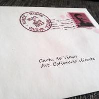 Carta de vino