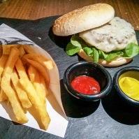 Jamburguesa con provolone